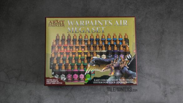 The Army Painter Warpaints Air Mega Set